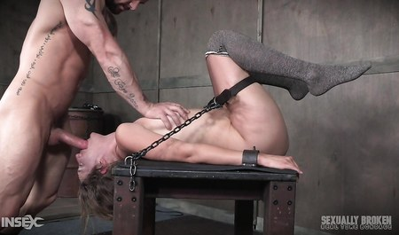 Bdsm threesome